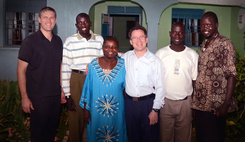 South Sudan, Vicky Waraka, Steve Evers, Tim Keller, Jahim Buli, Justin
