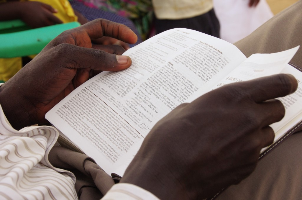 Bible, Africa