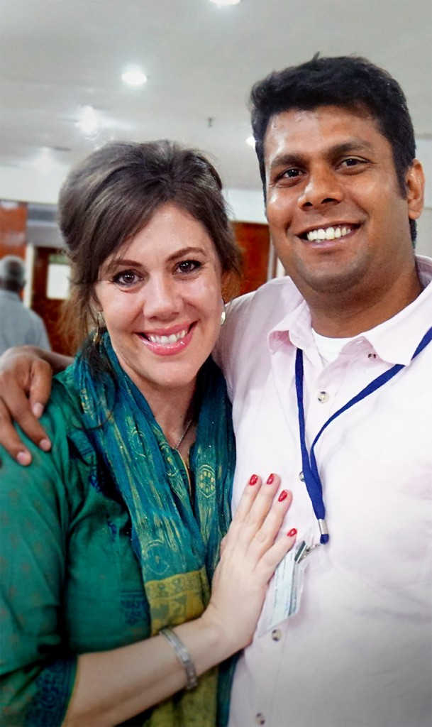 Church Plant, India, Paul and Molly