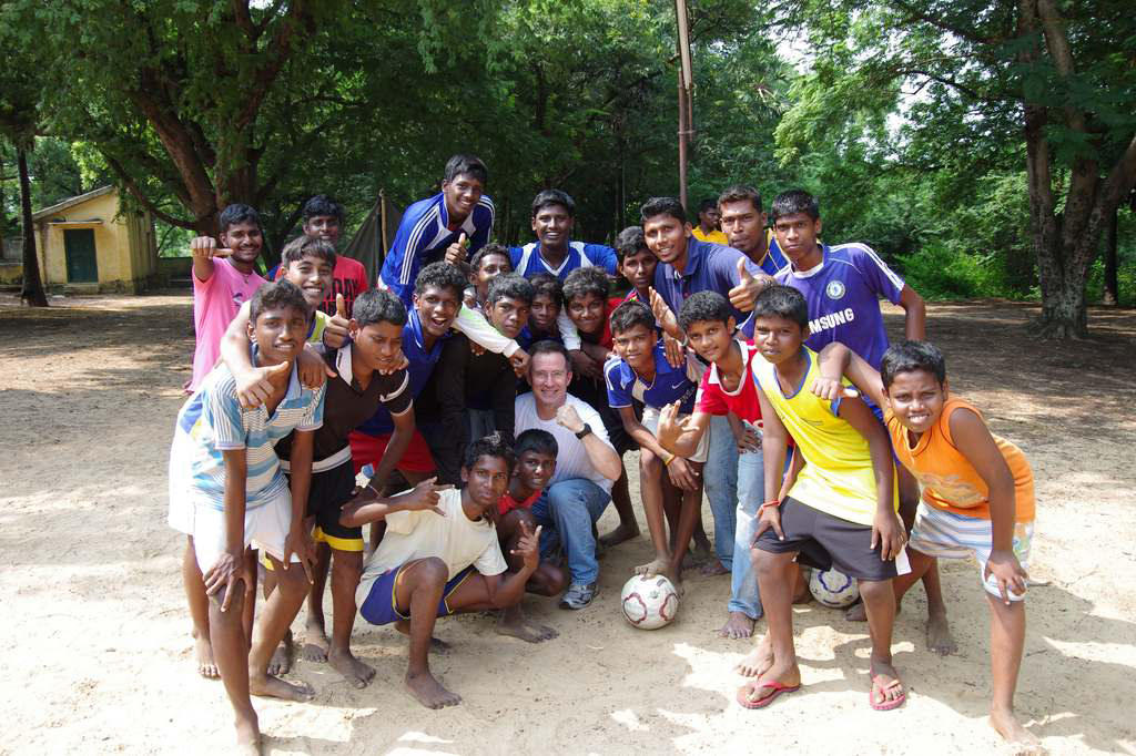 India, Sports Ministry, Soccer, Paul and Molly, Steve Evers