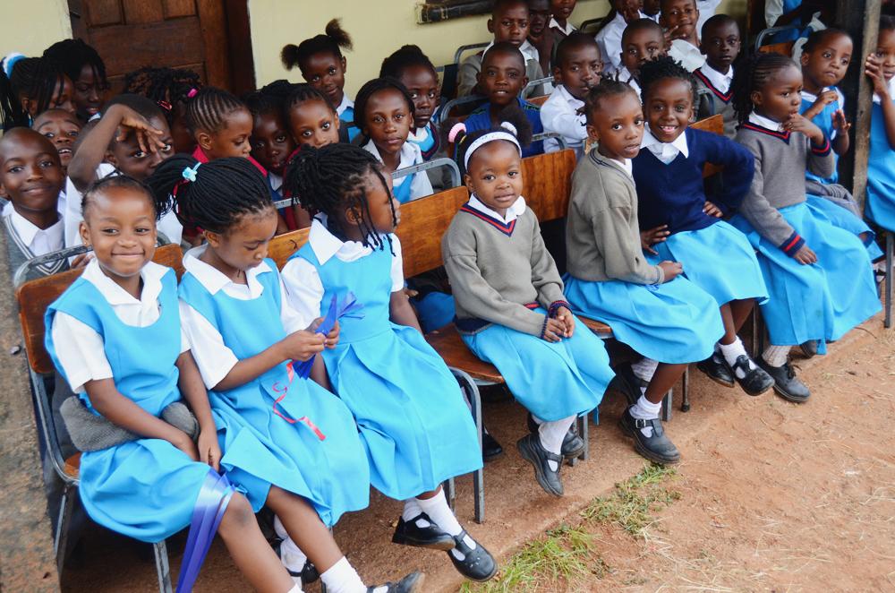 ECA, Zambia, Education