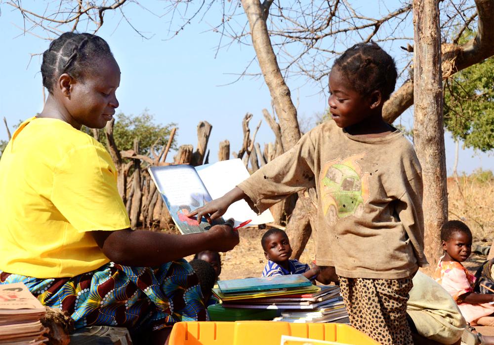 Timothy Keller, Education, Zambia