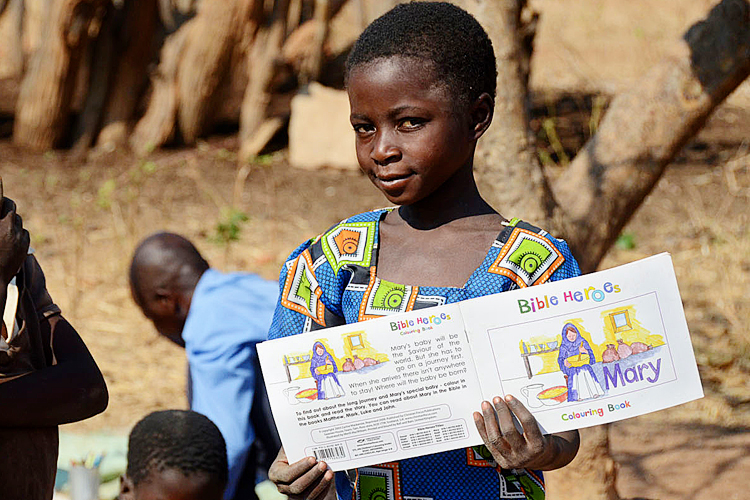 Education, Christian Education, Africa, Zambia, Container Project, Timothy Keller, literacy
