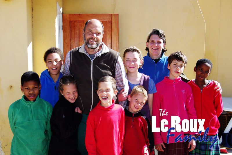 South Africa, Gerhard le Roux, Onseepkans Mission