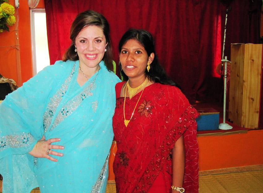 Molly, India, Women,