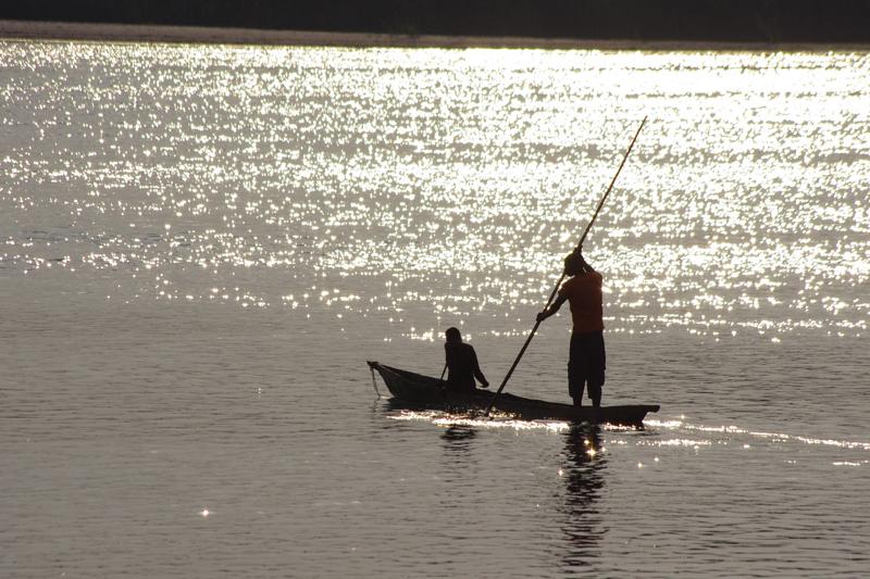 Zambezi River, Lukulu, Zambia, Water, Water Wells