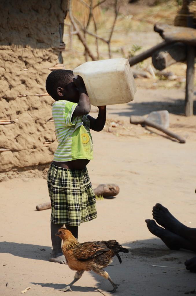 Lukulu, Zambia, Water, Water Wells