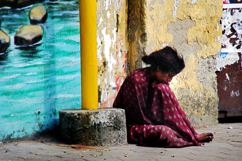 India, Women,
