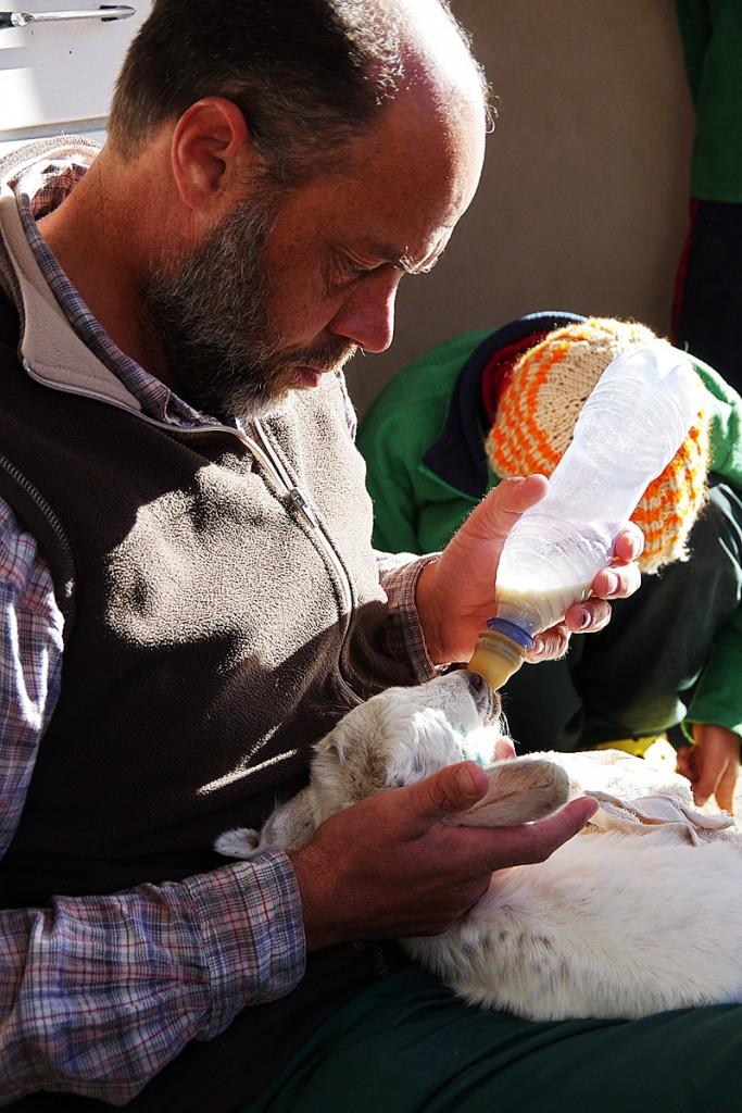 Gerhard le Roux, South Africa, Onseepkans, Goat-herders