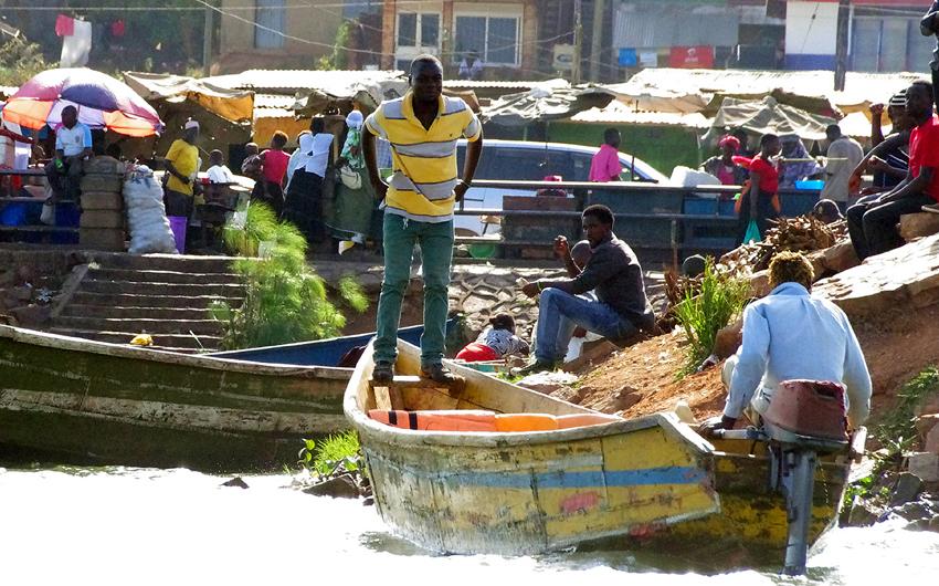Uganda, ISM, Steve Evers, Muhindo Kawede