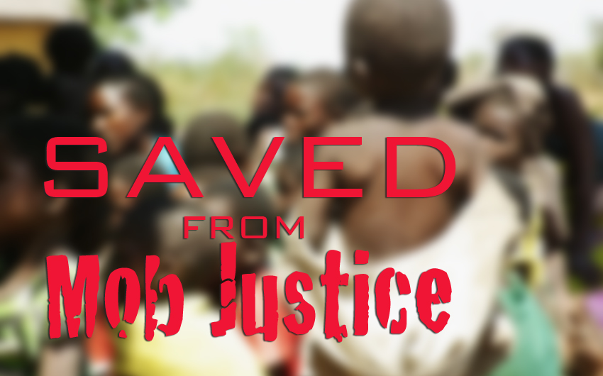 Saved from Mob Justice, Uganda, ISM