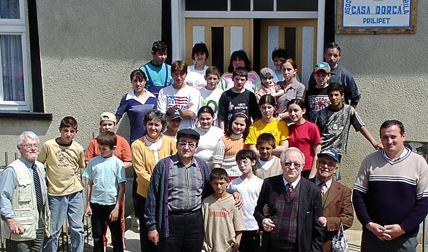 Romania, Casa Dorca, Dr. Nick, Bill Bathman