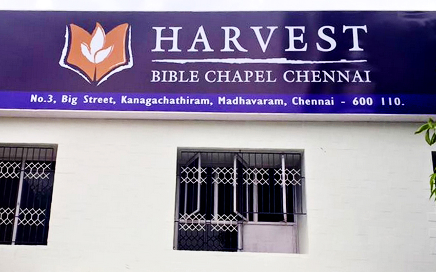 Harvest Bible Chapel Chennai, Paul and Molly, India