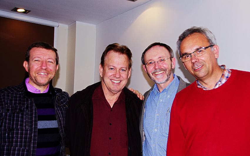 Piotr Zaremba, Mark Burrit, Darek Banicki, Poland
