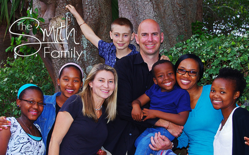 Web-Smith Family with text