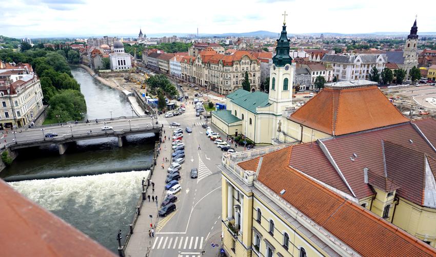 Oradea, Romania, Bans