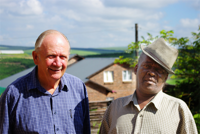South Africa, le Roux, Onseepkans