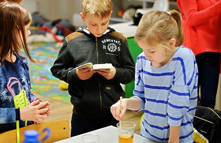 Gniezno, Poland, Kids Club, Ada Nungesser