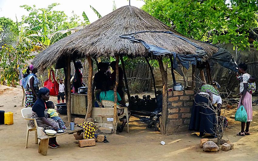 Katakantapa, Zambia, Kellers