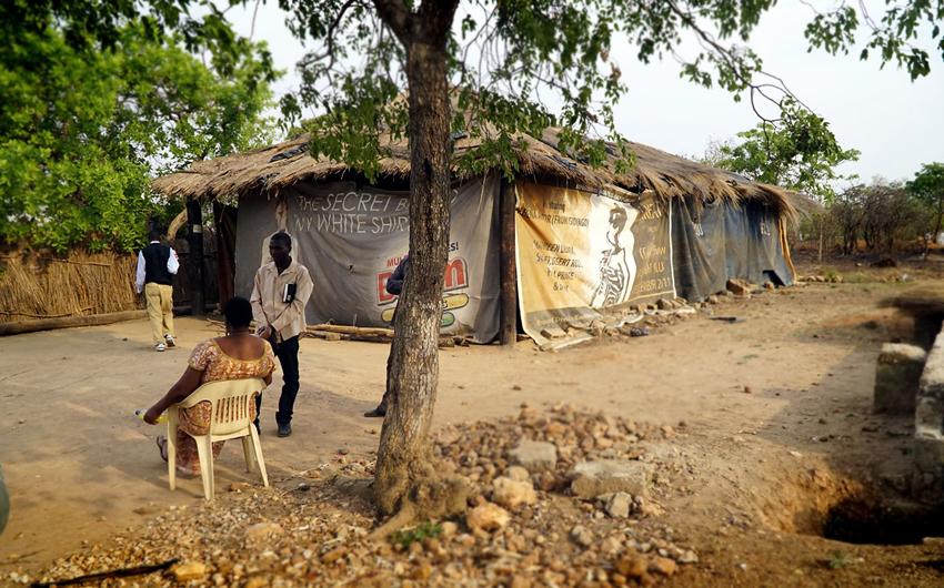 Zambia, Kellers, Katakantapa