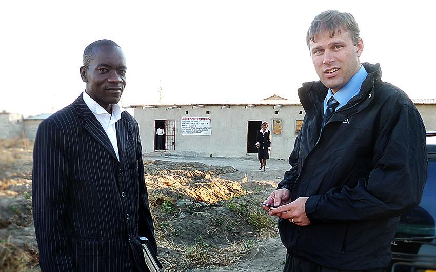 Tim Keller, Zambia