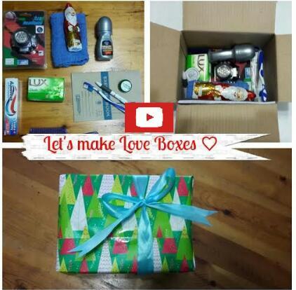 Charl van Wyk, Love Boxes