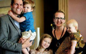 Nungesser Family, Poland, Brooke Nungesser, Richard Nungesser