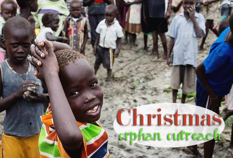 Christmas, Orphan, South Sudan