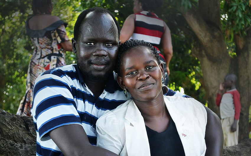 Jahim and Gisma Buli, South Sudan