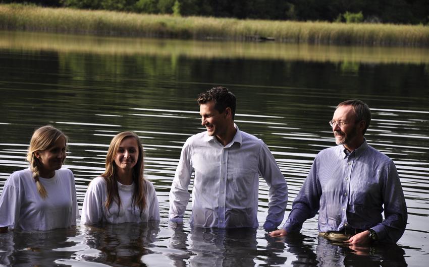 Baptism, Poland, Richard Nungesser, Piotr Zaremba