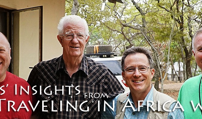 Jon Dekkers' Insights from Traveling in Africa with Steve
