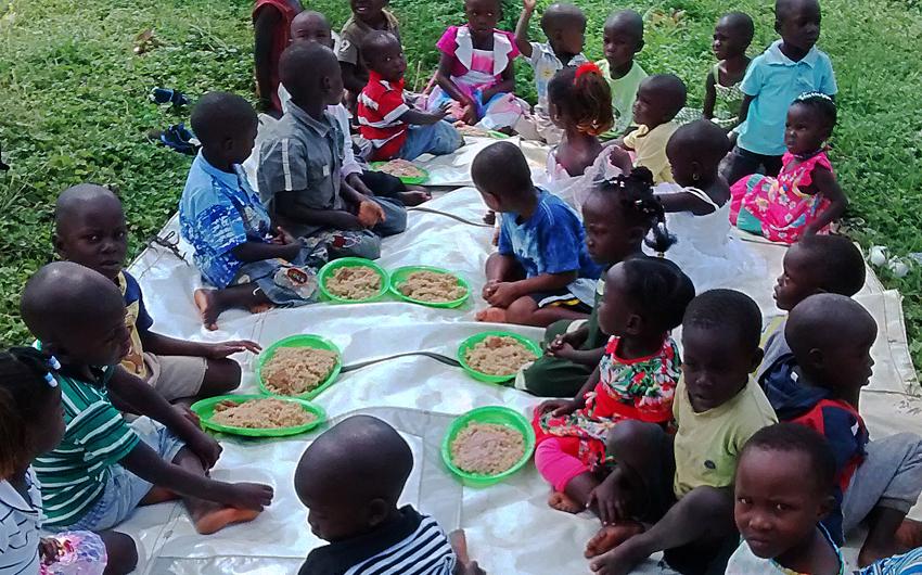 Christmas, ISM, Kawede, Uganda