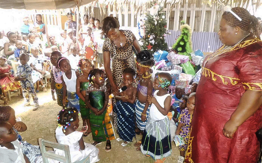 Christmas In Africa Traditions.Three More Stories Of Your Impact In Ivory Coast South