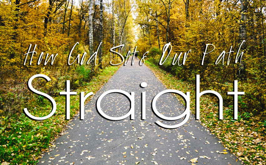 How God Sets Us Straight – Encouragement from Piotr Zaremba (Video)