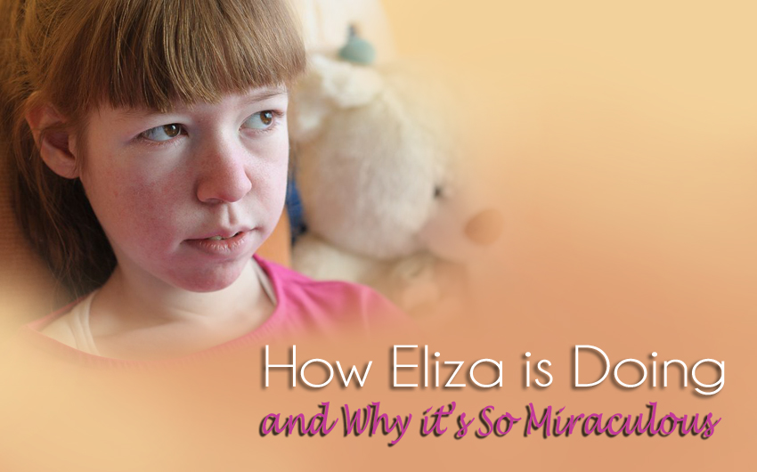 How Eliza is Doing and Why it's So Miraculous