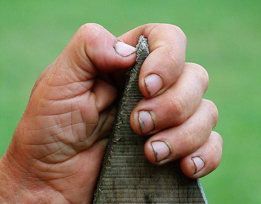 Romania, Rural, fingernails
