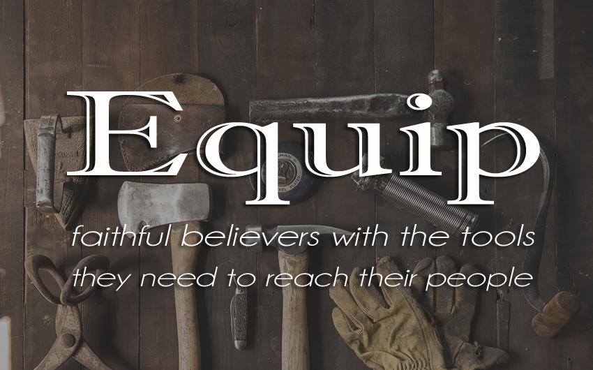 Equip, Tools