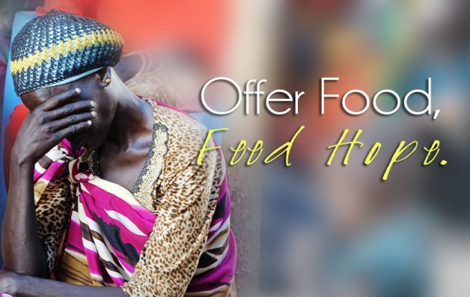 Offer Food, Feed Hope