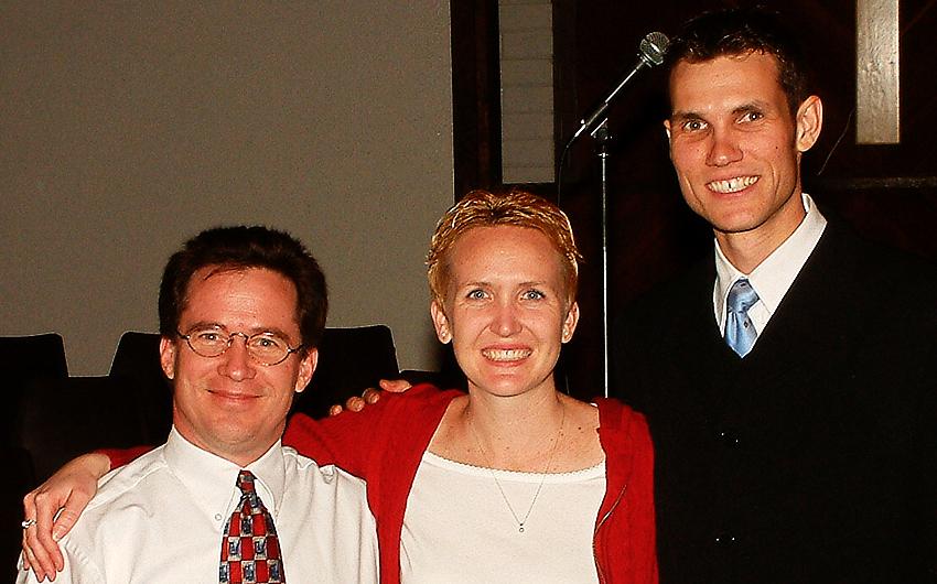 Brooke Nungesser, Richard Nungesser, Steve, Poland