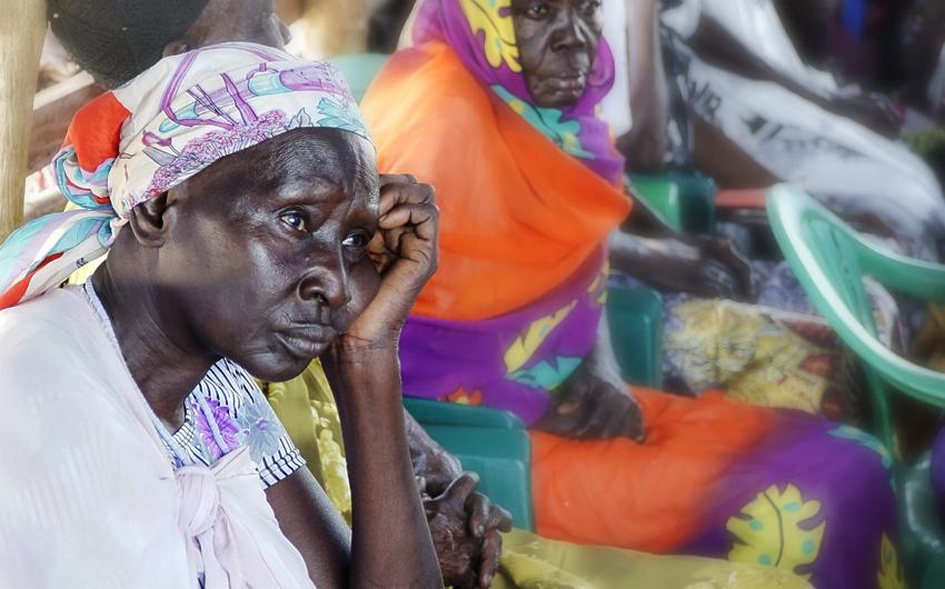 refugees, Jahim Buli, South Sudan