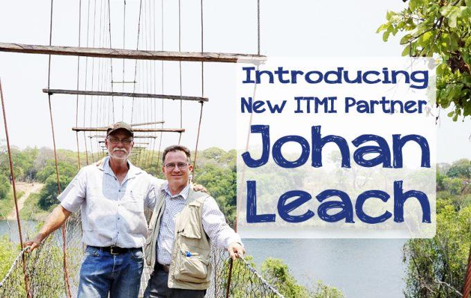 Introducing New ITMI Partner, Johan Leach
