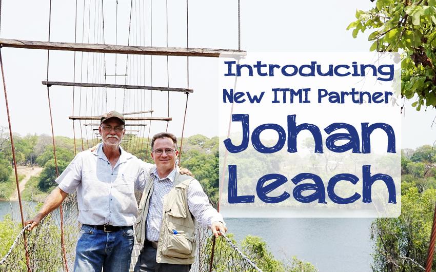Johan Leach, Steve Evers, Zambia, Zambezi River