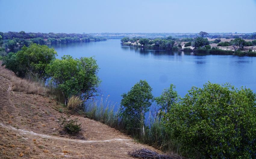 Johan Leach, Zambezi River
