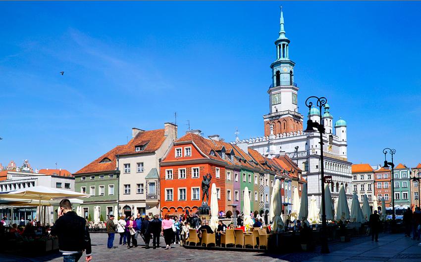Poland, Steve Evers,