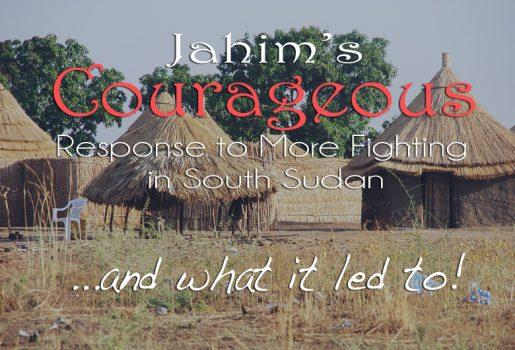 Jahim, South Sudan