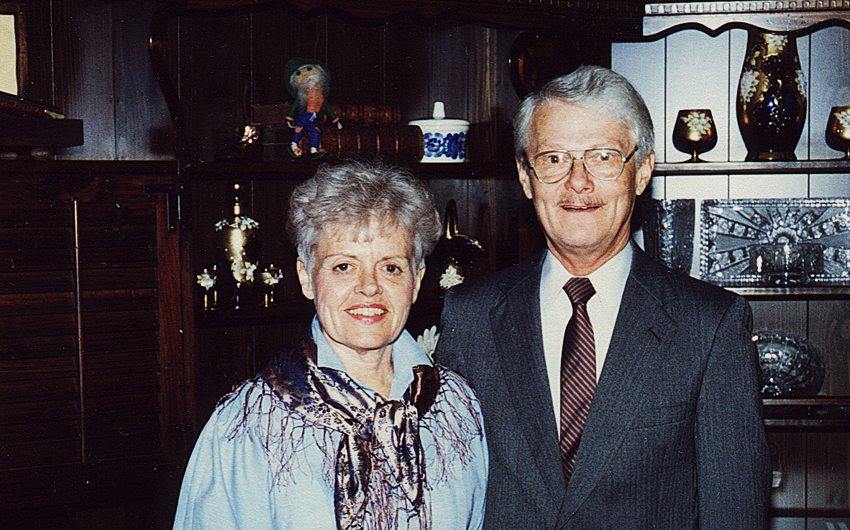Bill Bathman, Harriett Bathman, ITMI Founders