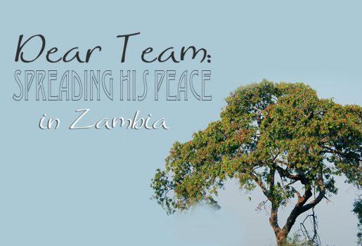 Zambia, Steve Evers