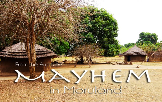 From the Archives: Mayhem in Moruland, 2002