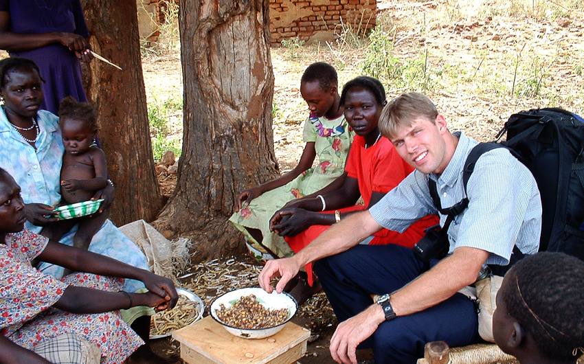 Timothy Keller, 2002, Sudan
