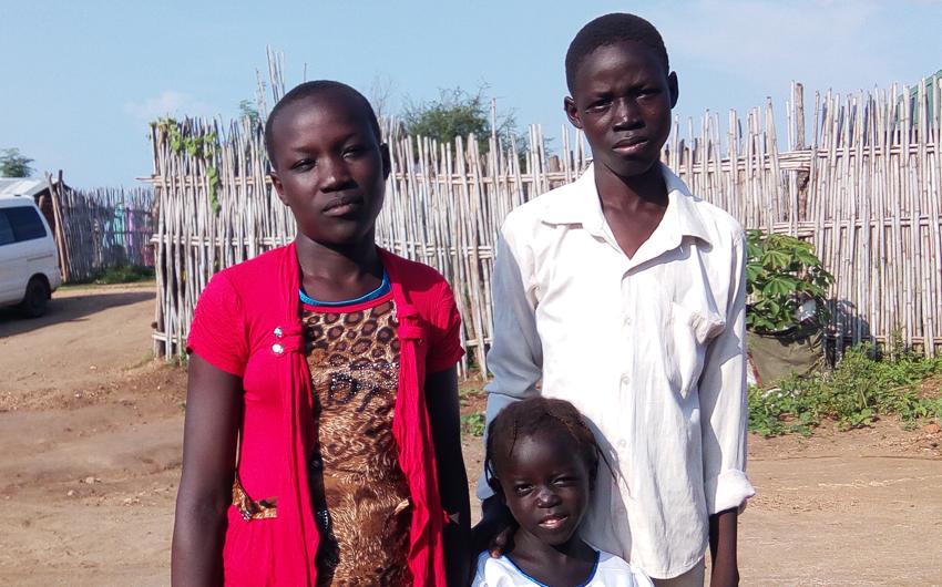 South Sudan, Dule, Jahim Buli